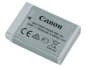 Canon Battery NB-13L 1250 mAh