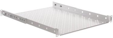 Netrack Equipment Shelf 19'' 1U 550mm Gray
