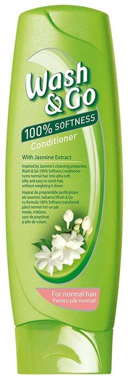 Plaukų kondicionierius Wash&Go Jasmine, 180 ml
