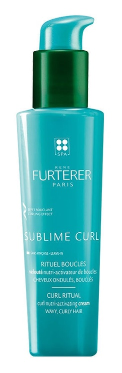 Rene Furterer Sublime Curl Curl Nutri Activating Cream 100ml