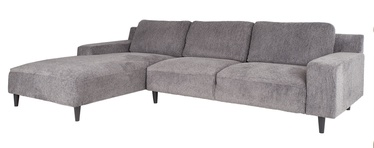 Home4you Hilde Corner Sofa Left Side Grey