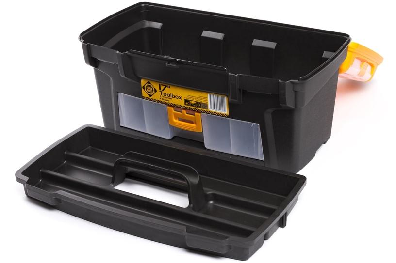 Tööriistakast Forte Tools RL.O-17, 43,4x25,0x23,8 cm