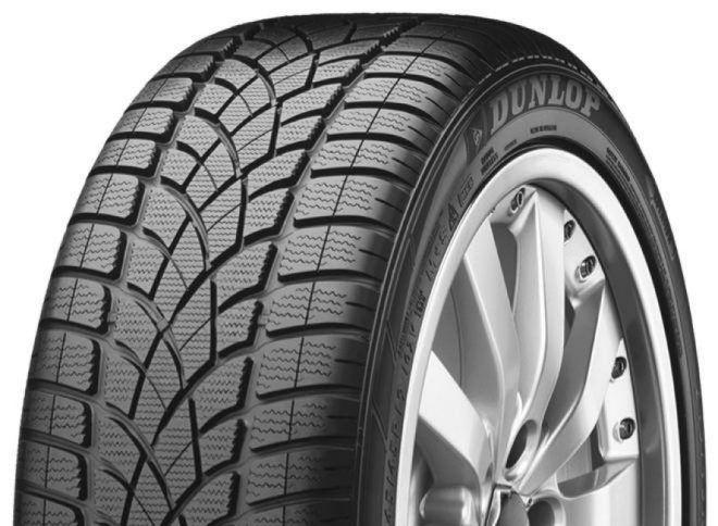 Žieminė automobilio padanga Dunlop SP Winter Sport 3D, 245/45 R19 102 V XL