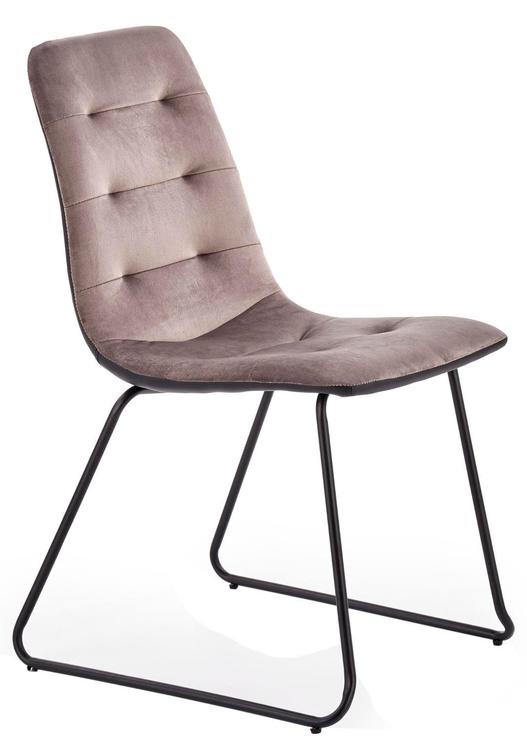 Стул для столовой Halmar K321 Grey/Black, 1 шт.