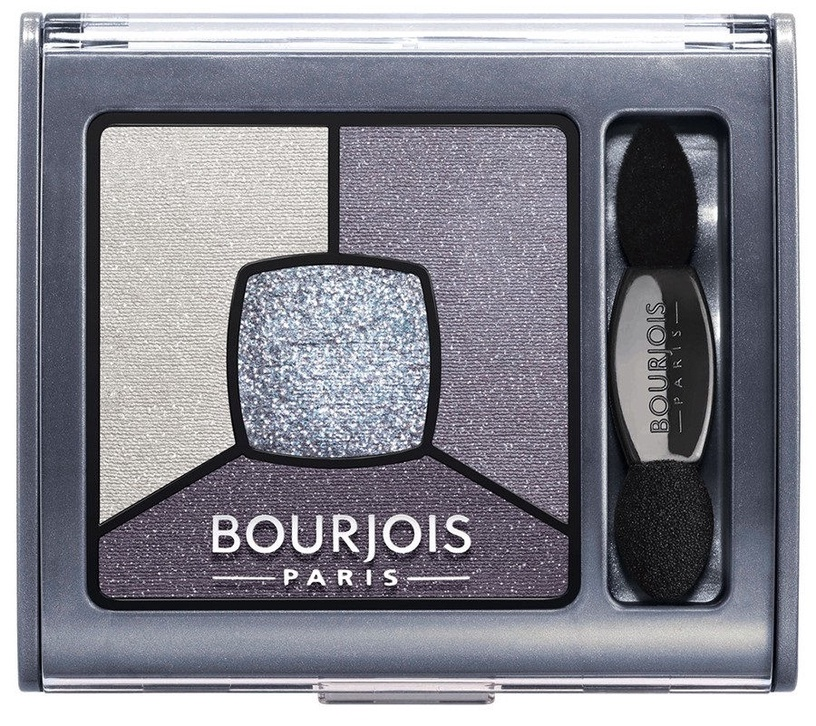 BOURJOIS Paris Smoky Stories Quad 3.2g 08