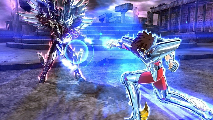 Saint Seiya Soldiers Soul PS3