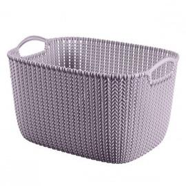 Krepšelis XS Curver Knit 240372, 3 l., plastikas