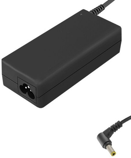 Qoltec Laptop AC Power Adapter For Asus/Toshiba 19V/65W