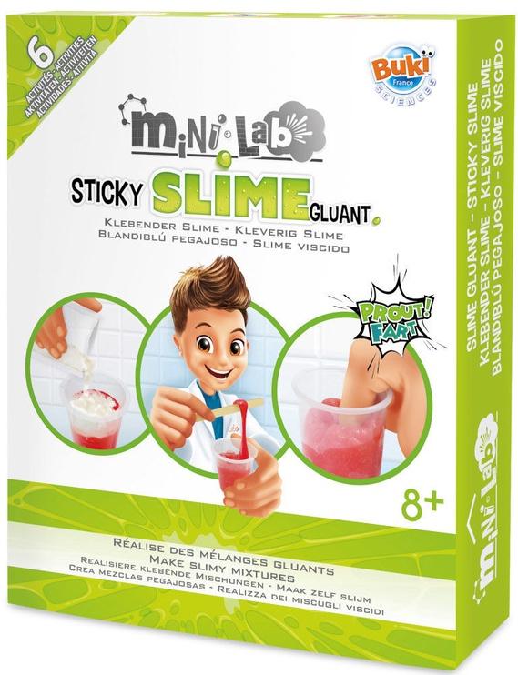Buki France Mini Lab Sticky Slime
