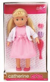 Dolls World Doll Catherine Blond Hair 016-08872