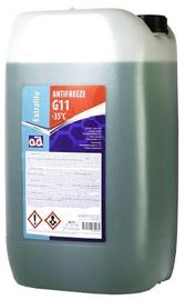 Aušinimo skystis AD Antifreeze AD -35c G11 Green 220kg