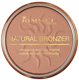 Bronzējošs pulveris Rimmel London Natural SPF15 22, 14 g