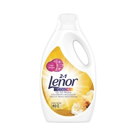 Vedel pesuvahend Lenor Gold Orchid, 2.2 l