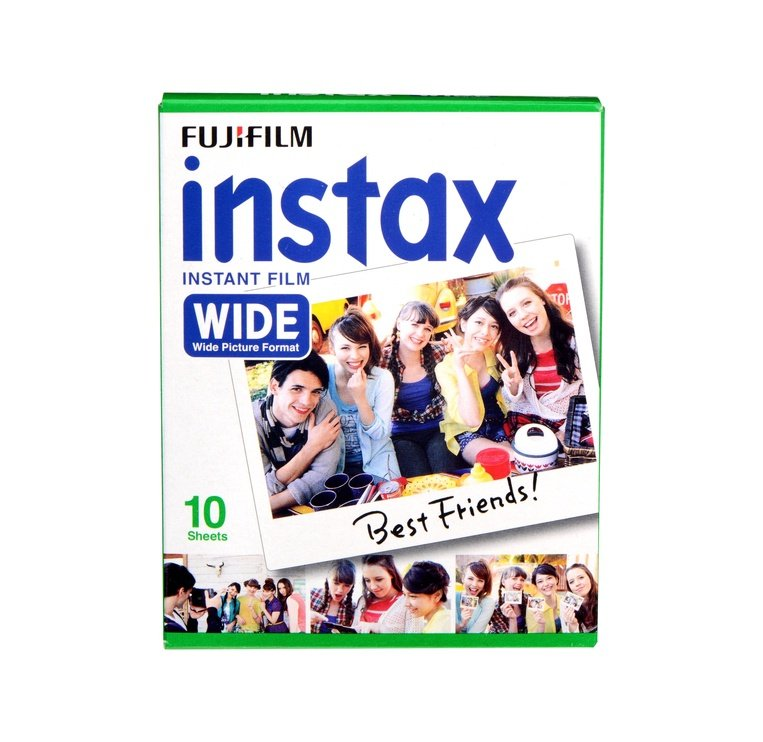 Fotolint Fujifilm Instax Wide Glossy, 10 tk