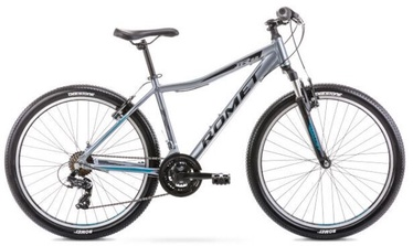 "Jalgratas Romet Rambler R6.0 JR, sinine/hall, 19"", 26"""