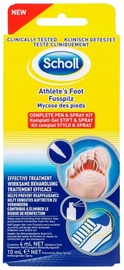 Scholl Athlete's Foot Kit