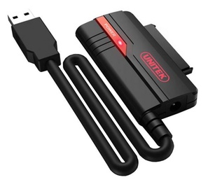 Unitek Adapter SATA / USB Black