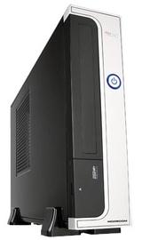 Modecom Feel 302 mITX w/ PSU 96W Black/Silver IX-F302-13-0000096-0080