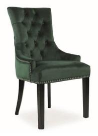 Valgomojo kėdė Signal Meble Edward Velvet Green
