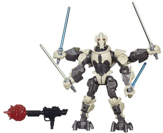 Hasbro Star Wars Hero Mashers Deluxe Assortment B3666