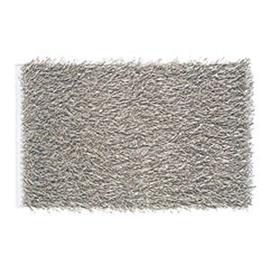 Gedy Mantegna Carpet 50x80cm Silver