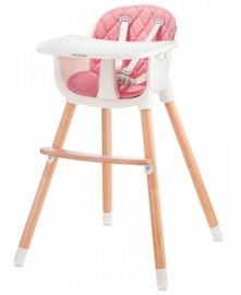 Maitinimo kėdutė Baby Tiger Tini Pink