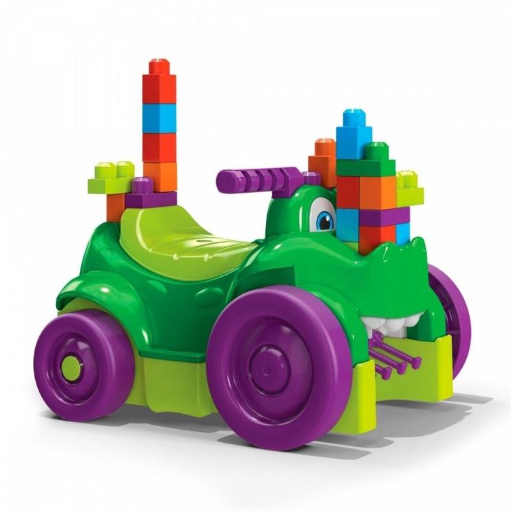 Mega Bloks Ride N Chomp Croc GFG22