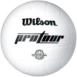 Wilson Pro Tour White