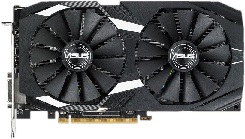 Asus Radeon RX 580 OC 8GB GDDR5 PCIE DUAL-RX580-O8G