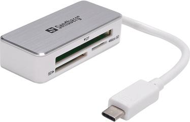 Sandberg USB Type-C Multi Card Reader