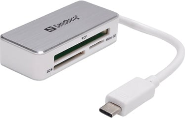 Sandberg USB Type-C Multi Card Reader