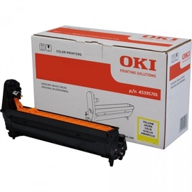 Oki Image Drum For MC760/770/780 Yellow