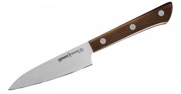 Samura Harakiri Universal Kitchen Vegetables Knife 9.9cm Brown