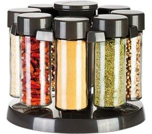 Maitseainete topsid Tescoma Spices in Swivel Season, 9 tk