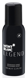Mont Blanc Legend 100ml Deodorant Spray