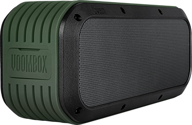 Belaidė kolonėlė Divoom Voombox Outdoor Bluetooth Speaker Green