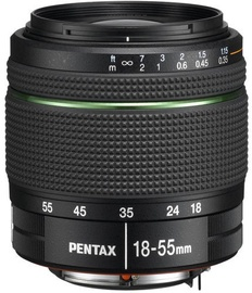 Pentax SMC DA 18-55mm f/3.5-5.6 AL WR