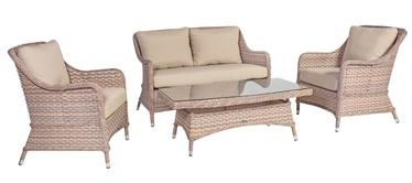 Sodo baldų komplektas Home4you Eden Beige