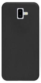 Mocco Soft Magnet Back Case For Samsung Galaxy J6 Plus J610 Black