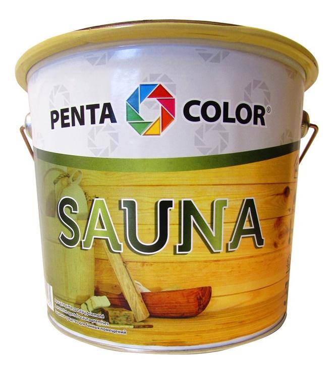 Laka pirtīm Pentacolor Sauna, 3l