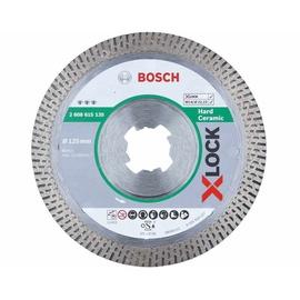 Deimantinis pjovimo diskas BOSCH X-LOCK 125x1.4x10mm
