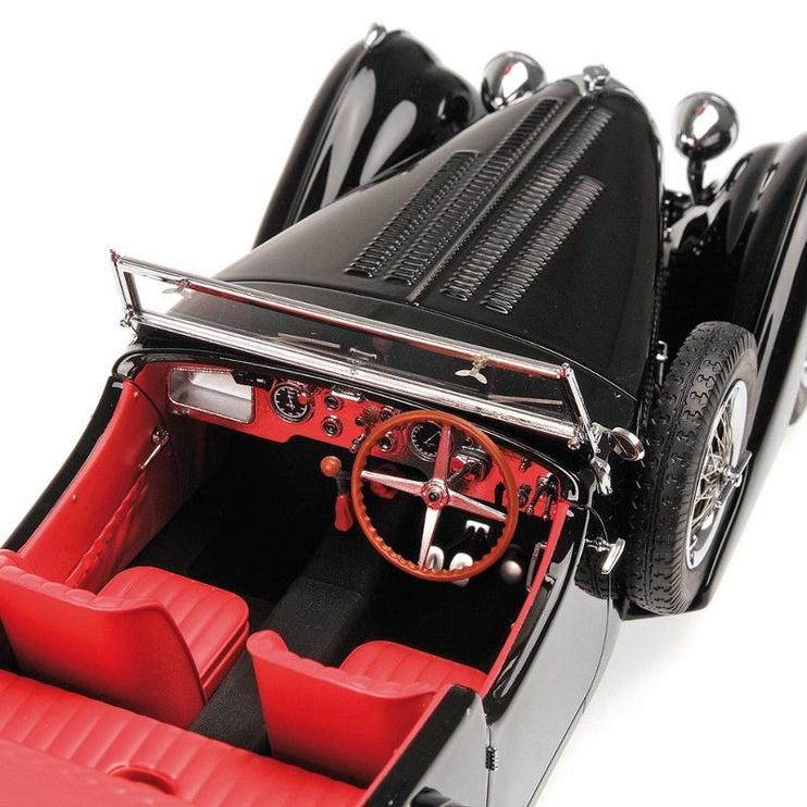 Minichamps Bugatti Type 57C Corsica 1:18 Black