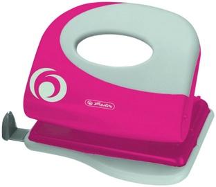 Herlitz Office Punch Cool Pink 11365145