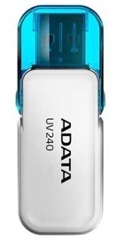 ADATA UV240 8GB USB 2.0 White