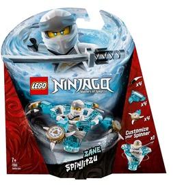 Konstruktorius LEGO Ninjago Spinjitzu Zane 70661