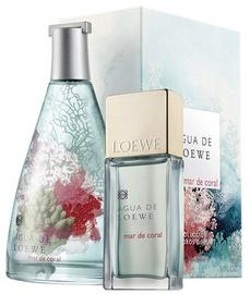 Komplekt naistele Loewe Agua de Loewe Mar de Coral 150 ml EDT + 30 ml EDT Unisex