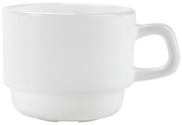 Arcoroc Opal Restaurant Espresso Cup 8cl White
