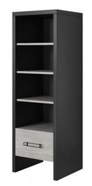 Idzczak Meble Showcase 1D Olen Black Grey