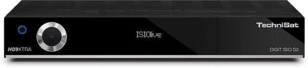 TechniSat DIGIT ISIO S2 Black