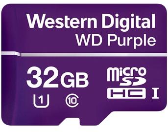 Mälukaart Western Digital Purple, 32 GB